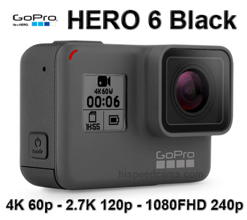 GoPro Hero 6 Black Slow Motion Samples