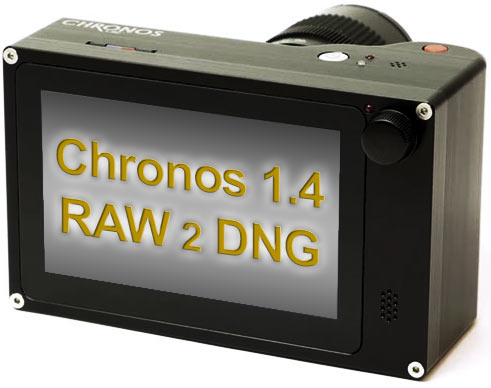 Chronos 1.4 RAW