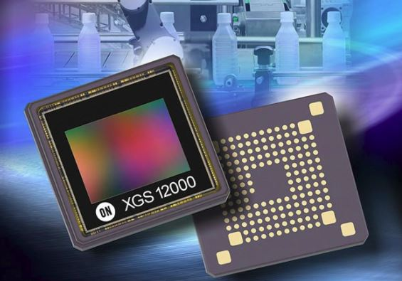 4k Global Shutter Sensors From On Semiconductor