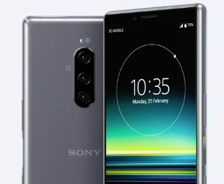 Sony Xperia 1 Slow Motion