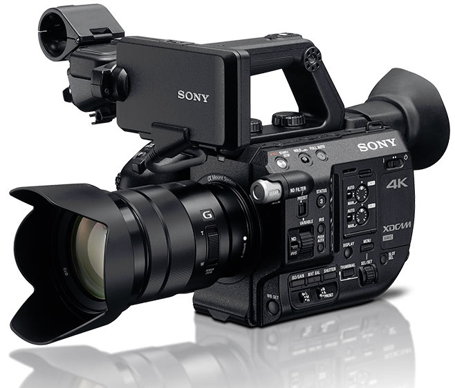 Sony FS5 Firmware 4.0
