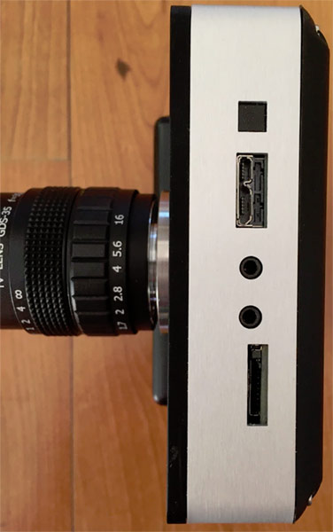 fps1000 HD SidePorts
