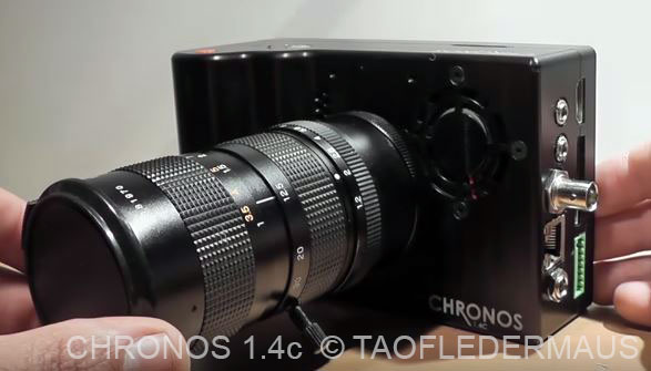 Chronos 1.4c High Speed Camera