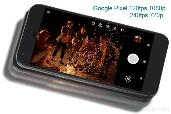 google pixel Phone Slow Motion