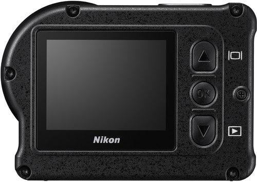 Nikon KeyMission 170 Back View!