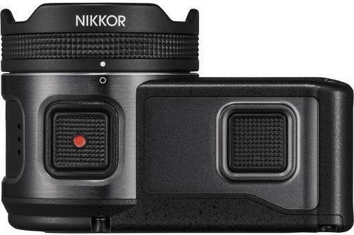 Nikon KeyMission 170 Top View!