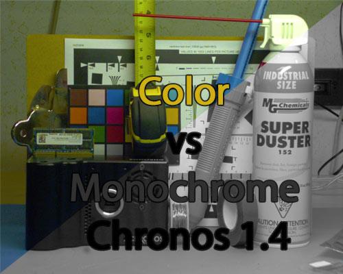 chronos 1.4 color vs mono