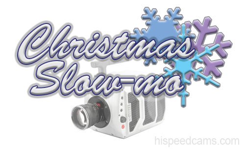 Five Christmas Slow Motion Videos
