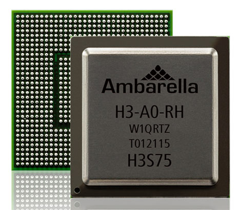 Ambarella H3