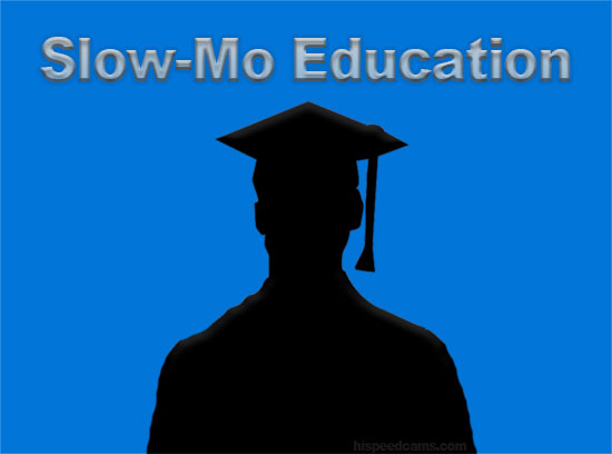 Slow Motion Educational Videos