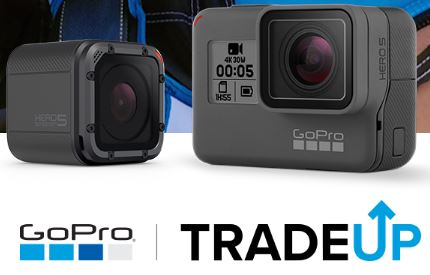 GoPro Trade Up Program