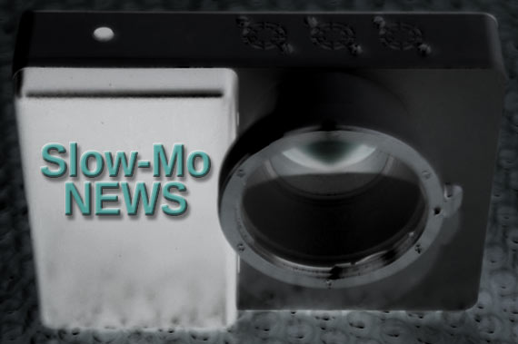 Slow Motion News Update