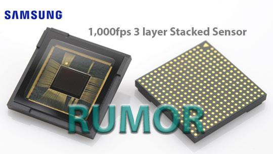 Samsung 1000fps Sensor