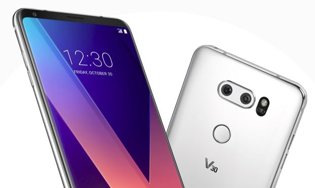 LG V30 Best Video Recording Phone