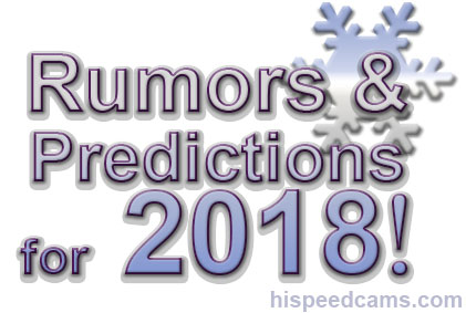 Slow Motion End Of Year Rumors & Predictions!