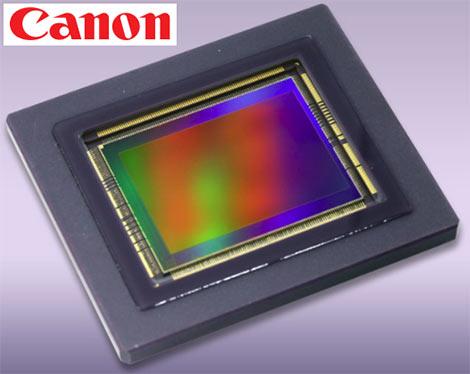 Canon Sensors