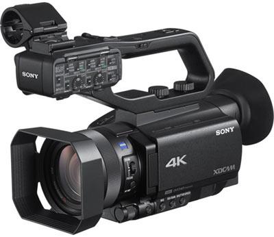Sony PXW-Z90V Footage