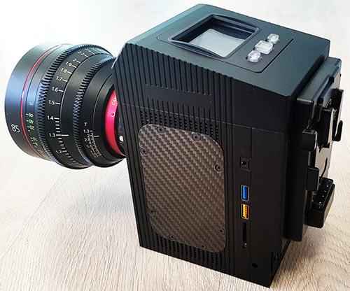 Fran 8k Camera