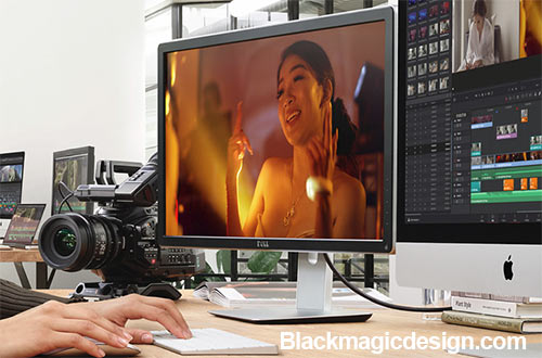 Blackmagic RAW Codec
