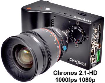 Chronos 2.1 HD Slow Motion Camera