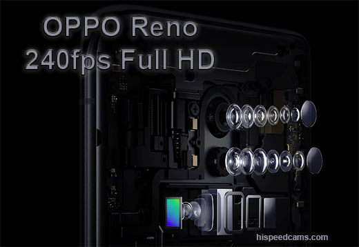 OPPO Reno Slow Motion