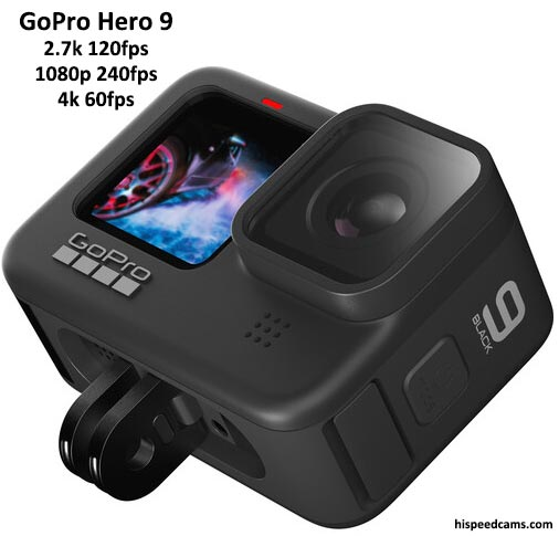 Gopro Hero 9 Black Slow Motion Fail