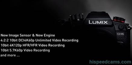 Lumix GH6 Panasonic